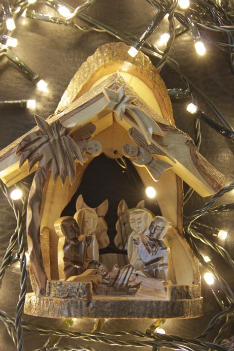 Expositie Kerst van Stal in Bonifatiuskerk